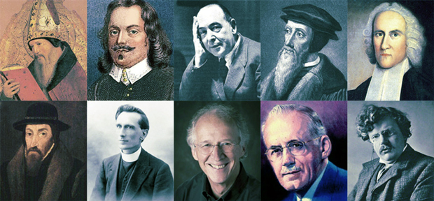 famous-christian-authors